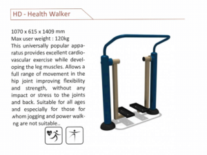 HD – Health Walker