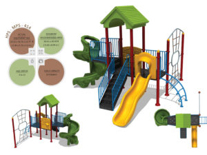 MPS 414 Multiplay Systems