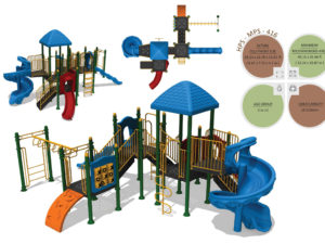 MPS 416 Multiplay Systems