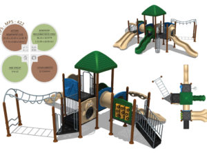 MPS 422 Multiplay Systems
