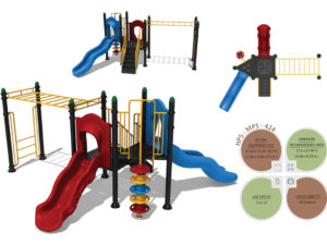 MPS 424 Multiplay Systems