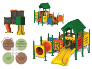 TMPS-601 Toddlers Multiplay Systems