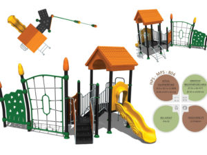 MPS 804 Multiplay Systems
